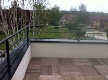 Bardages en ext rieur habillages des d bords de toiture couvertines en - Couvertine alu muret ...