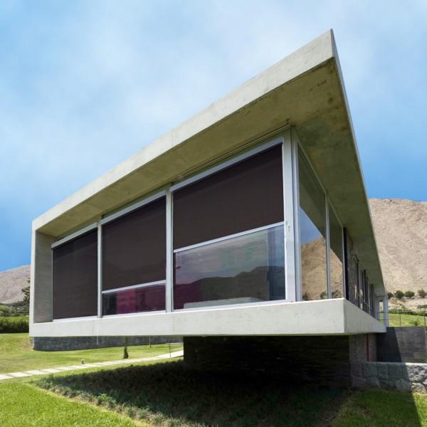 stores ext rieurs protection du soleil et de la chaleur esth tisme et. Black Bedroom Furniture Sets. Home Design Ideas